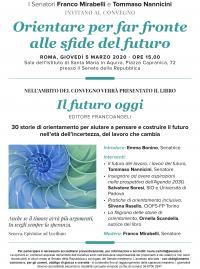Orientare per far fronte alle sfide del futuro - Roma