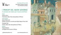 I principi del buon governo - Milano