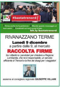 Basta Trenord - Rivanazzano Terme