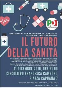 Il futuro della Sanità - Milano