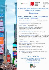 Il mercato della pubblicità esterna tra opportunità e vincoli - Rho
