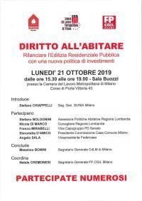 Diritto all'abitare - Milano