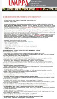 Innovazione e Semplificazione - Milano