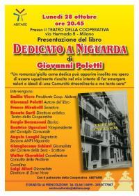 Dedicato a Niguarda. Romanzo Giallo - Milano